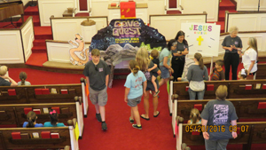 Picture from VBS 2016